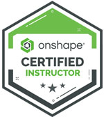 Onshape Certified Instructor